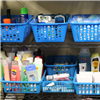 Personal Care Items in the Student Cupboard