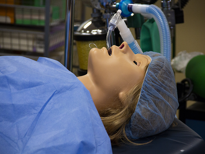 Adult Female Simulator named Surgical Chloe