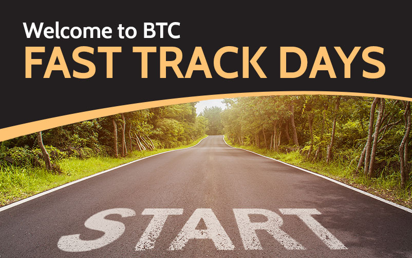 Welcome to BTC - Fast Track Days
