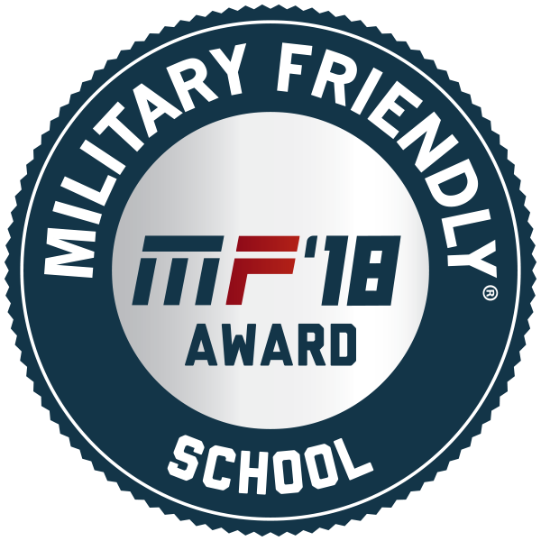 Military Friendly School 2018 Award